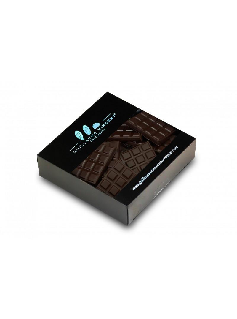 Mini tablette Noir Pérou 64%