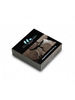 Palets de chocolat noir au cacao du Vietnam 73 %